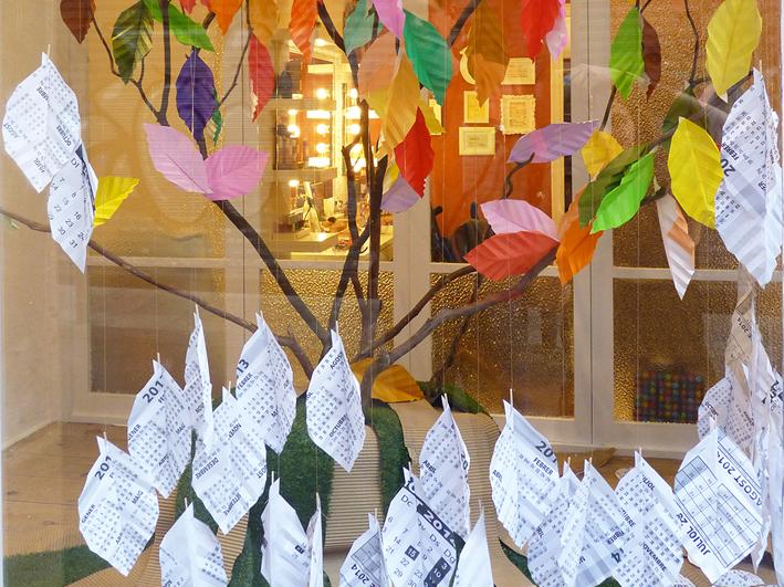 D'estètica & Gràcia, Barcelona. Decoracions efímeres. Andrea Alcalá