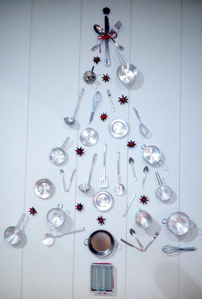 Nadal vitaminat. Decoracions efímeres i set design. Adrea Alcalá