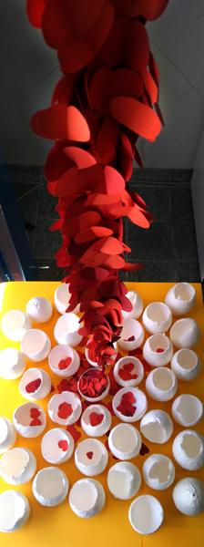 Sant Jordi. Aparadorisme. Andrea Alcalá