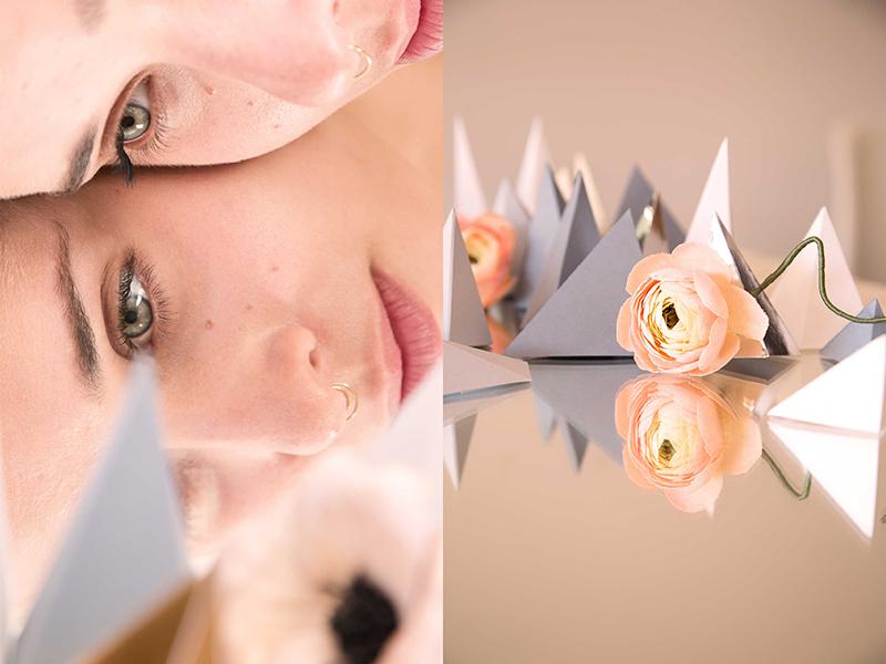 fleur et catapulte, decoració efímera, set design, Andrea Alcalá,
